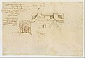 Allegory on the Fidelity of the Lizard (recto); Design for a Stage Setting (verso) MET DT339729.jpg