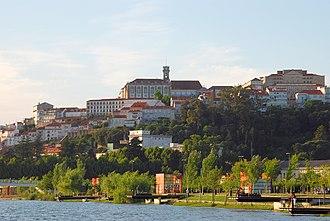 Demographics of Portugal - Coimbra