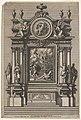 Altar with the Resurrection of Christ, plate 2 from- Nouveaux dessins d'autels à la romaine MET DP834202.jpg