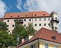 Althofen Schlossplatz 2 Neues Schloss SO Ansicht 24062015 5191.jpg