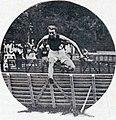 Alvin Kraenzlein, champion olympique des 110 et 400 mètres haies aux JO de 1900.jpg