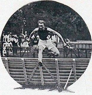 Athletics at the 1900 Summer Olympics – Mens 110 metres hurdles Athletics at the Olympics