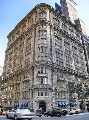 Alwyn Court - Image: Alwyn Court NYC 2007