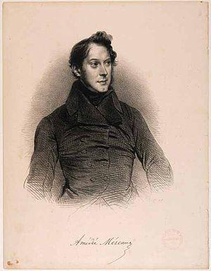 Méreaux, Jean-Amédée (1802-1874)