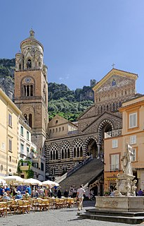 Roman Catholic Archdiocese of Amalfi-Cava de Tirreni archdiocese