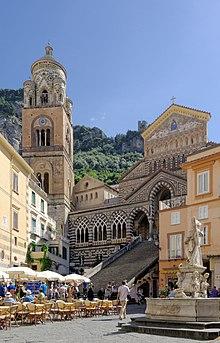 amalfi cathedral wikipedia