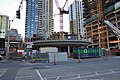 Amazon Tower II biodomes under construction (21434125802).jpg
