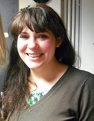 Green Party of England and Wales - Image: Amelia womack