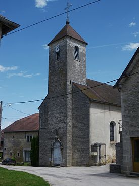 Amondans église.JPG
