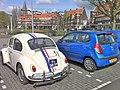 Amsterdam-Noord - VW kever.JPG