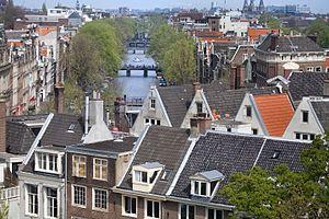 Grachtengordel (Amsterdam) - Keizersgracht, 2008