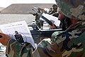 An Afghan National Army recruit checks his marksmanship (4782335405).jpg
