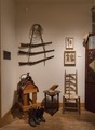 An Old West display at the Old Jail Art Center in Albany, Texas, seat of Shackelford County LCCN2014631741.tif