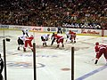 Anaheim Ducks vs. Detroit Red Wings Oct 8, 2010 14.JPG
