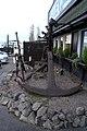 Anchor outside the Chandlers at Sawley Marina - geograph.org.uk - 610369.jpg