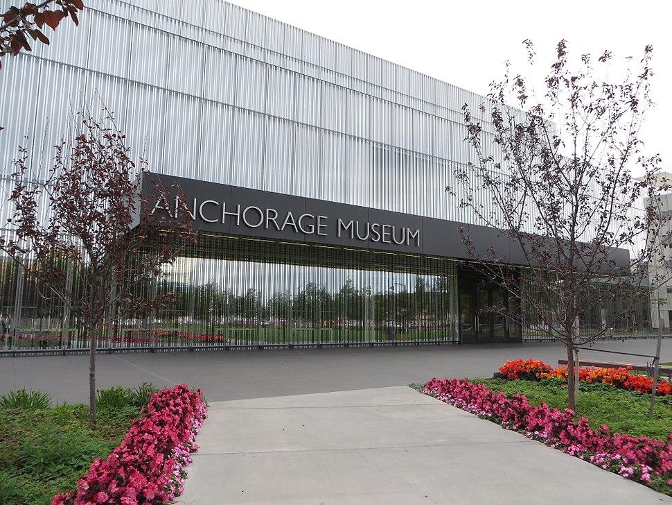 Anchorage Museum at Rasmuson Center 2014