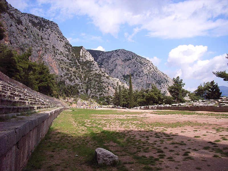 File:Ancient Delphi, Greece.jpg - Wikimedia Commons