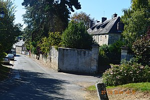 Ancienville - A street in Ancienville