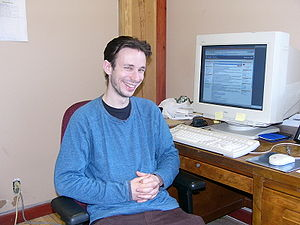 National Capital FreeNet - National Capital Freenet system administrator (1998-present) Andre Dalle