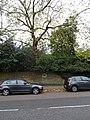 Andrew Marvell - boundary wall of Waterlow Park Highgate Hill London N6.jpg