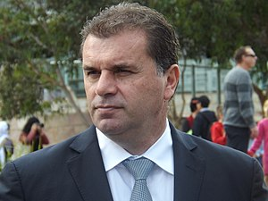 Ange Postecoglou - Postecoglou during the 2015 AFC Asian Cup tour in 2014