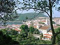 Angra do Heroísmo vista do Alto da Memória, ilha Terceira, Açores.JPG