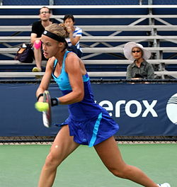Anna Karolína Schmiedlová at the 2013 US Open.jpg