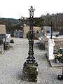 Annesse et Beaulieu cimetière Beaulieu croix.JPG