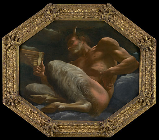 Annibale Carracci - Pan - Google Art Project