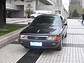 Another Chinese copy of an Audi 100 seen near People's Square in Shanghai.jpg