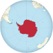 Antarctica on the globe (red).svg