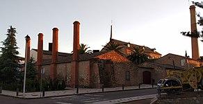 Antigua Fábrica de Harinas San Antonio de Villafranca de los Barros.jpg
