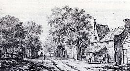 Apeldoorn door Jacob van Ruisdael