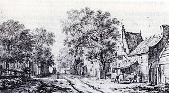 Apeldoorn - Apeldoorn in the 17th century by Jacob van Ruisdael