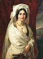 Apollon Mokritsky Zhensky Portret.jpg
