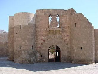 Aqaba - Aqaba Fortress