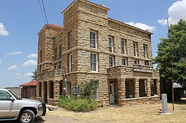 Archer County Jail, Archer City, Texas (8410516132).jpg