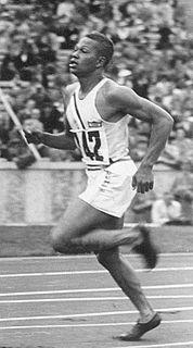 Archie Williams American sprinter