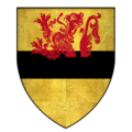 Arms of Sir Henry Eam, KG.png
