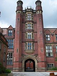 Armstrong Building, Newcastle University, 7 septembro 2013 (01).jpg