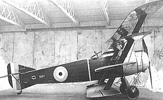 Armstrong Whitworth F.K.10 - F.K.10