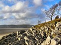 Arnside Park meets the sea - geograph.org.uk - 336644.jpg
