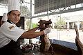 Aromas del Ecuador, Feria del Café y Cacao Guayaquil 2012 (8007575574).jpg