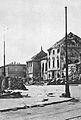 Arsenał 1945 widok z ulicy Bielańskiej prawa.jpg