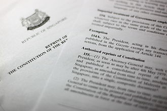 Constitution of Singapore - Article 155 of the 1999 Reprint of the Constitution, which empowers the Attorney-General to issue authorized reprints of the Constitution