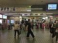 Asakadai Station gates Sep 06 2020 06-29PM.jpeg