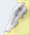 Asendi kaart Liibanon.png