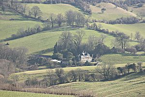 So (album) - So was recorded in 1985 at Gabriel's home Ashcombe House, an estate to the north-east of Bath