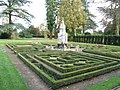 Ashridge House - Formal Garden - geograph.org.uk - 1568932.jpg