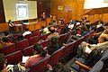 Ashwin Baindur - Presentation - Crafting Knowledge-smiths Attributes of Accomplished Wikipedia Editors - Bengali Wikipedia 10th Anniversary Celebration - Jadavpur University - Kolkata 2015-01-10 3317.JPG